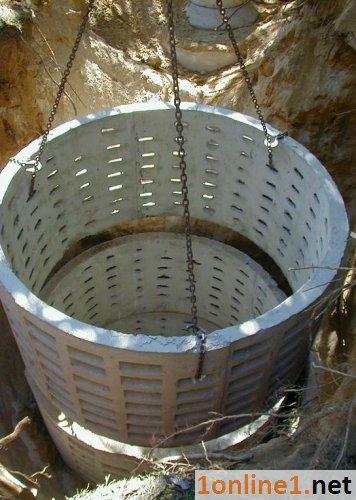 Как сделать бетонные кольца для канализации своими руками